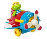 ELC Frankie Frog & His Flying Machine - Early Learning Centre